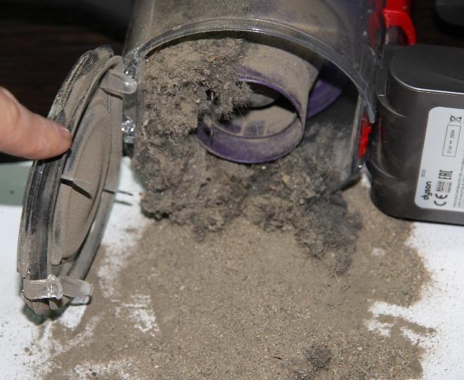 Пылесос дайсон плохо всасывает ремонт пылесосов дайсон во владивостоке