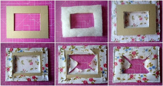 Как сделать рамку для вышивки своими руками