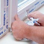 Как снять пленку с пластиковых окон