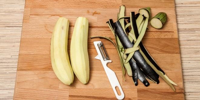 Нужно ли чистить баклажаны от кожуры