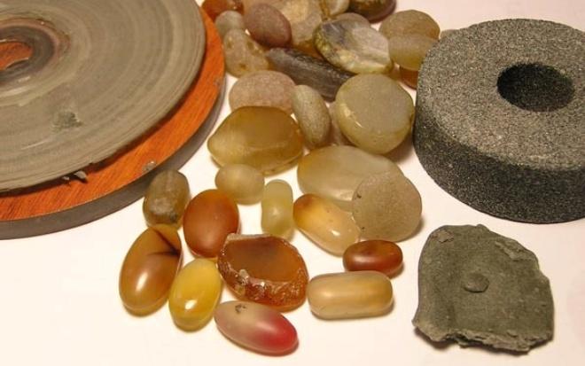 Обработка камня своими руками в домашних условиях