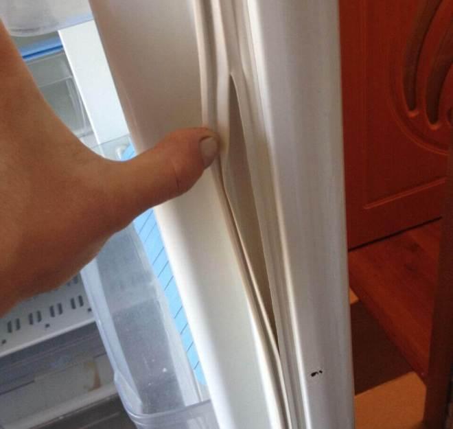 Почему в холодильнике скапливается вода