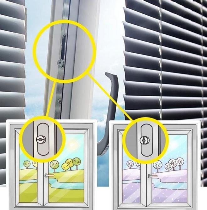 Как отрегулировать пластиковые окна на зиму