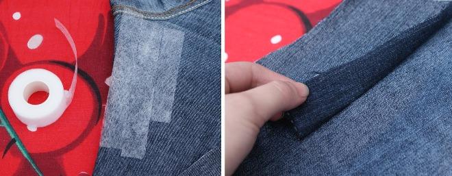 Как пользоваться паутинкой для одежды