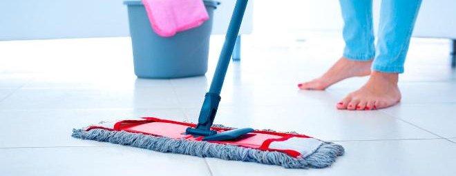 Как и чем правильно мыть полы