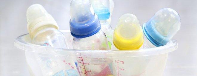 Как стерилизовать бутылочки для новорожденных