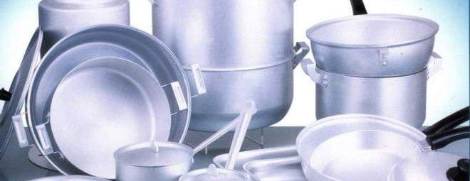 Чем опасна алюминиевая посуда на кухне?