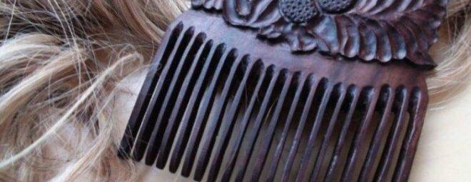 Удачная расчёска для волос - щетка или гребешок?