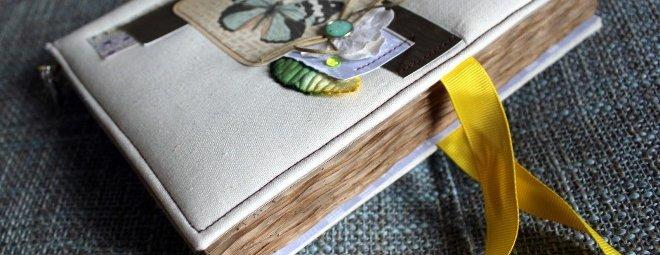 Как сделать книгу своими руками