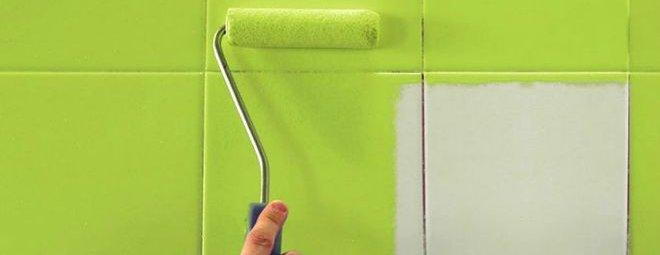 Как обновить старую плитку на кухне и в ванной