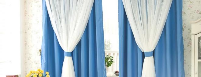 Как рассчитать размер ткани на шторы