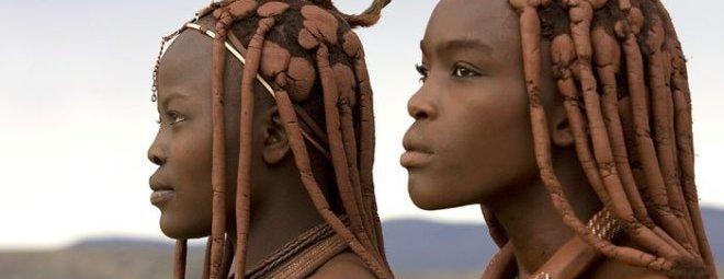 Самое красивое племя Африки - народ Химба