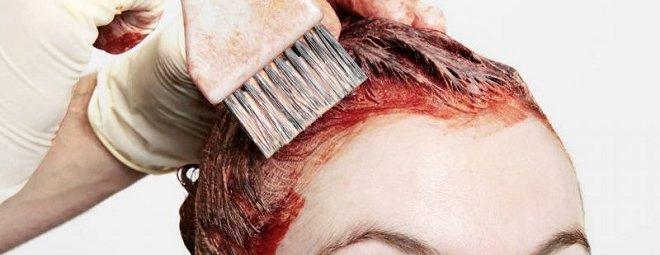 Чем и как отмыть краску для волос с кожи