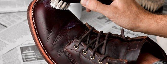 Как правильно чистить обувь в домашних условиях
