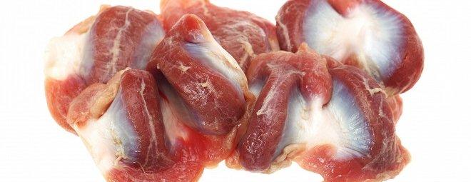 Как почистить куриные желудки